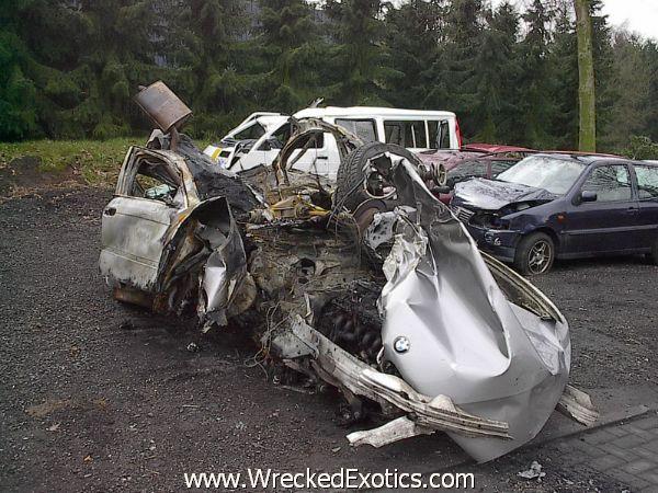 The 10 Worst High Speed Car Crashes Wreckedexotics Com