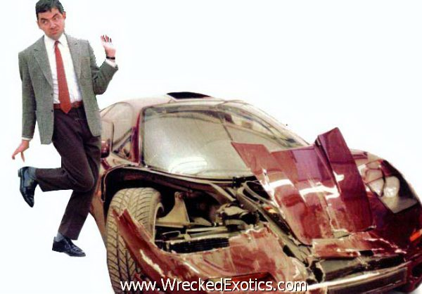 Top 10 Most Expensive Car Accidents Ferrari Bugatti
