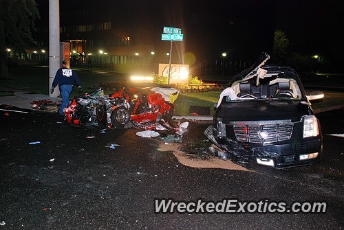 This Terrible Accident Occurred When an Elise Crashed Into a ...