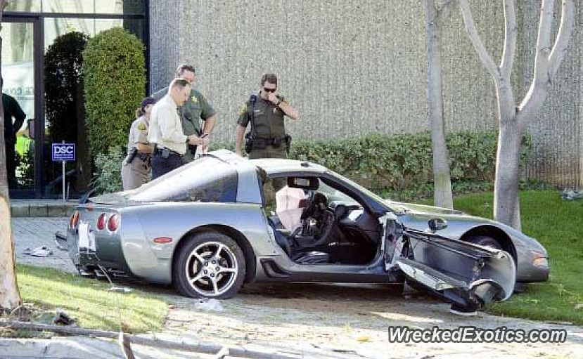 Woman Test Driving This Corvette Was Killed When She
