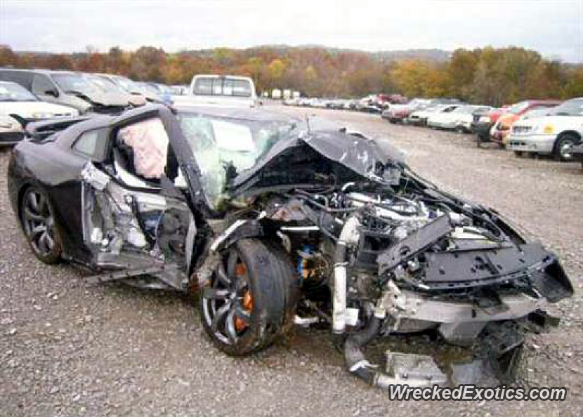 This Is The Worst Skyline Gt R Accident To Date Head On