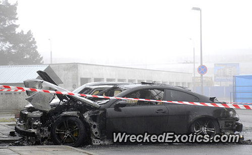 Charmant Wrecked Exotics