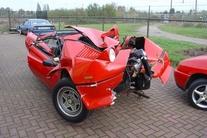 Ferrari Crash Compilation 4 849 Pictures Videos Crashes Wrecks