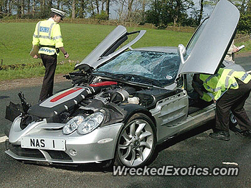 This is The First Slr That Has Been Totalled. There Was One Other ...