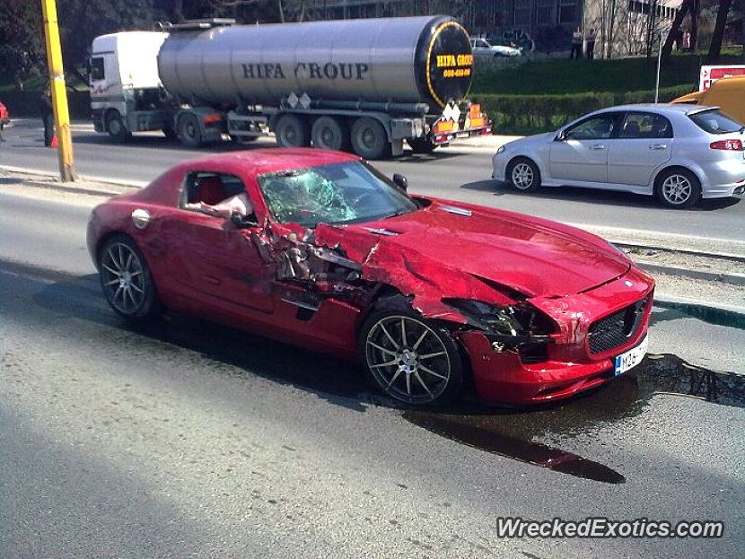 36 Year Old Driver Got Cut Off by a Tour Bus While Speeding And ...