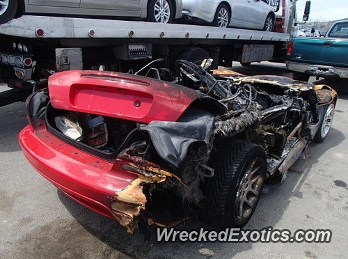 Exceptionnel Wrecked Exotics