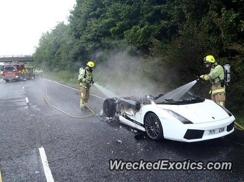 Superb Wrecked Exotics