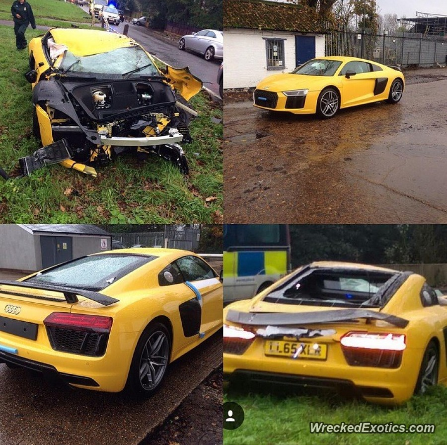 The Official Wrecked Exotics Thread [Archive] - Page 2 - BMW M3 ...