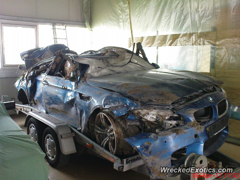 Owner Crashed At Over 120 Mph Everyone Survived Including