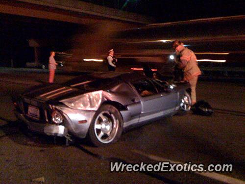 Ford Gt Happened In Hamilton County Ohio Usa