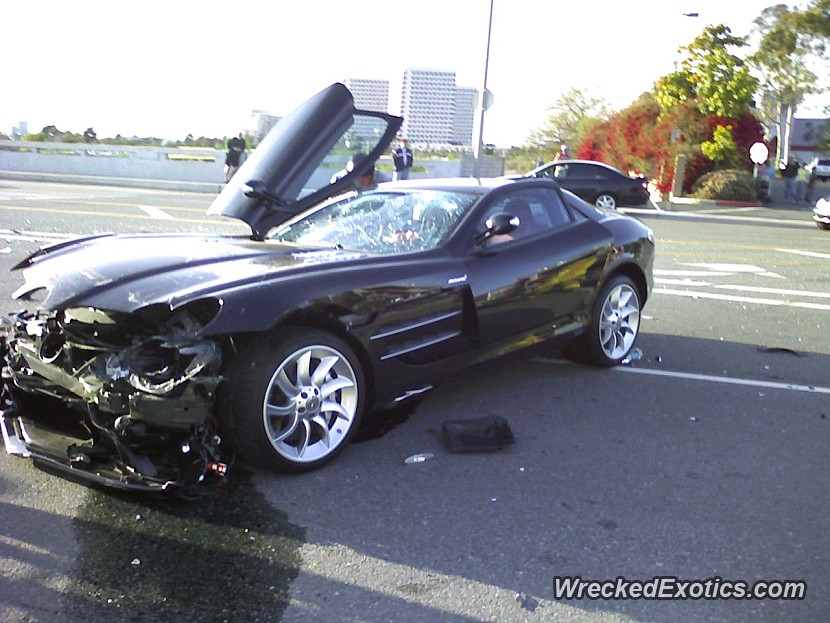 The Slr Was Speeding Down a Main Surface Street When it Hit a Van ...