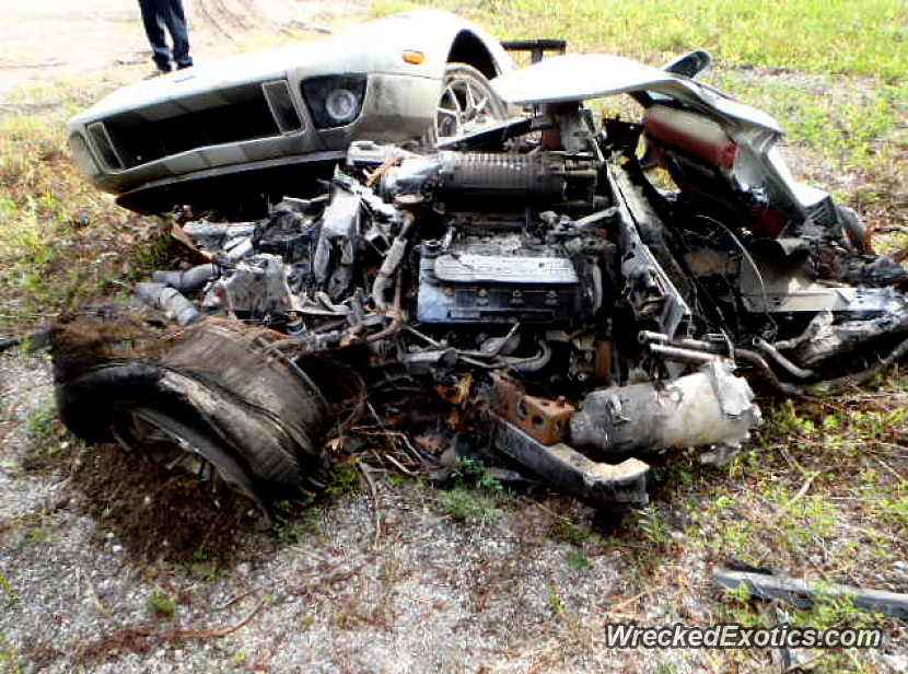 Accident Cars For Sale In Denmark: 2006 Ford GT Wrecked In Minneapolis, Minnesota