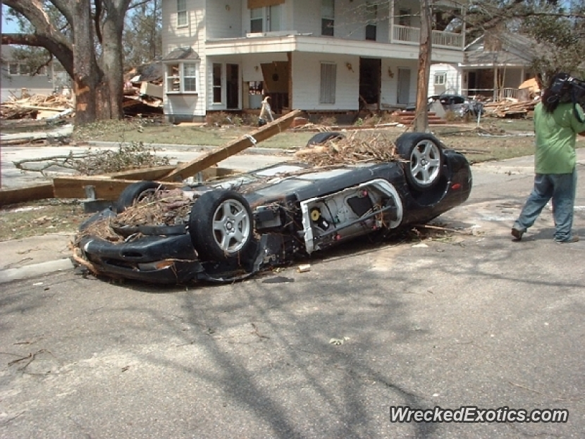 2003 chevy corvette www wreckedexotics com