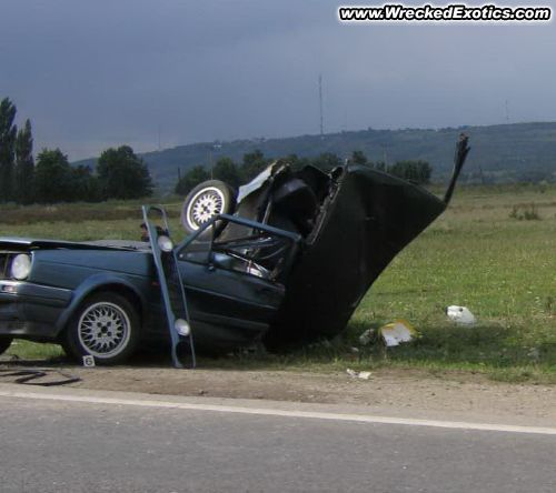 auto wreck essay
