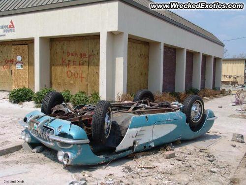 Classic Cars Wrecked Exotic Cars Ferrari Jaguar