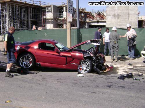 Car Accident August  Near Thousand Oaks
