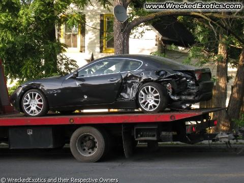 No podes chocar asi (Los autos mas caros del mundo chocados)