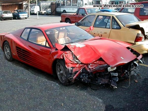 Bmw Z8 Salvage Bmw Z8 Roadster Cabrio Hamann Damaged