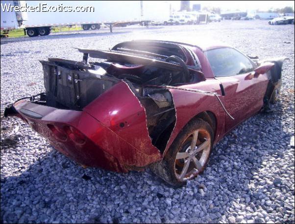 Autos chocados