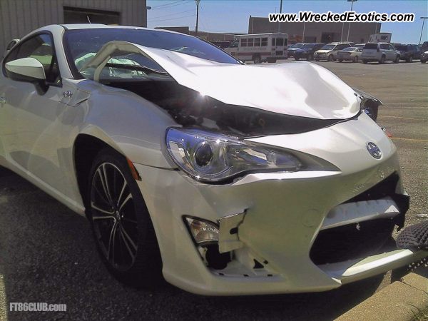 Scion Fr S Wrecked Maineville Oh
