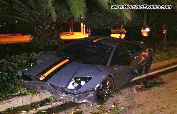 Lamborghini Lp670 4 Sv China Limited Edition Wrecked Yu