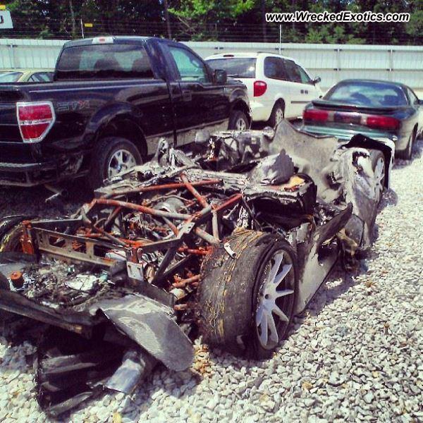 Mosler MT900 Wrecked, Atlanta, GA, Photo #2