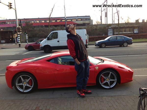 2013 Ferrari 458 Italia 5