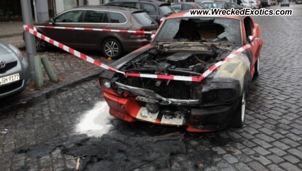 Wrecked Muscle cars - Page 33 - Yellow Bullet Forums