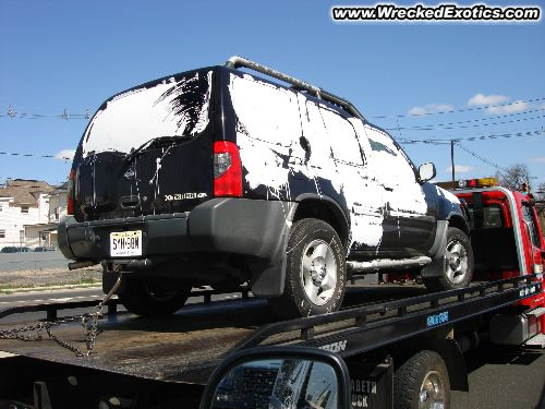 Car accident car accidents newark nj for Cherry hill motor vehicle inspection